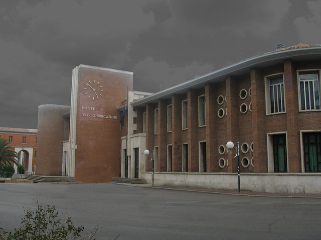 Palazzo della posta di Latina
