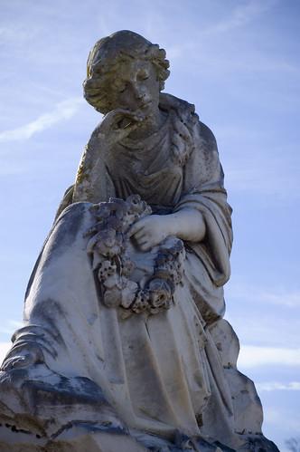 cemetery statue geotagged southcarolina prosperity geo:lat=341988630526316 geo:lon=81529949