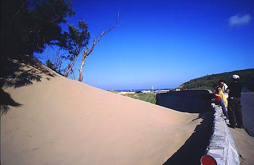 T396墾丁風吹沙景觀