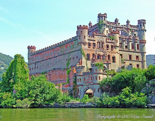 2009 Bannerman Castle hudson river