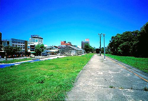 U186台東舊鐵道自行車道