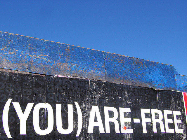 (You) Are Free