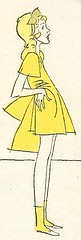 yellow, costume design, line, drawing, fashion illustration, illustration,