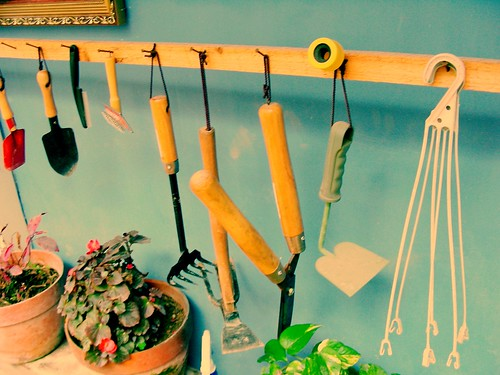 Hang up Your Garden Tools | Gardening Products