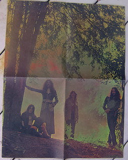 Black Sabbath / Master Of Reality Poster