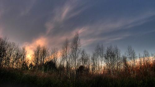Sky & Clouds, 2006/12/21 by Aaron of NEPA
