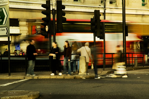 Rush at Marble Arch by agtwo