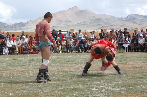 Naadam Games