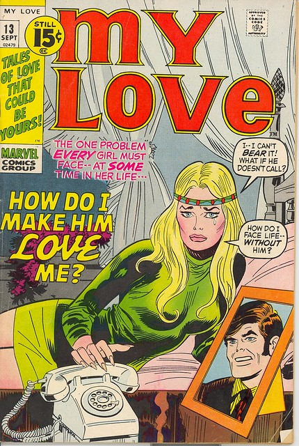 My Love Comic 1970