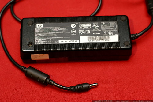hp power brick    MG 8685