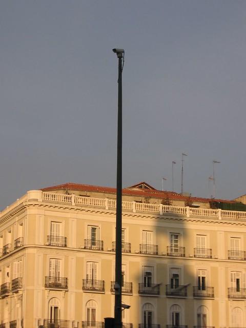 Photo - Webcam puerta del sol ...