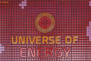 Universe of Energy Ceramic Tiles