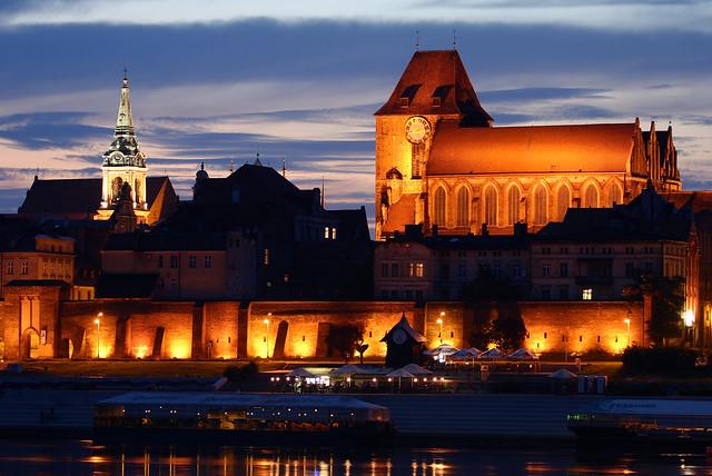 Medieval Town of Torun Poland