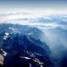 Mountains from Sky - Alps - Swiss and Italy - Alpi Svizzera e Italia - Dino Olivieri by ! / dino olivieri / www.onyrix.com