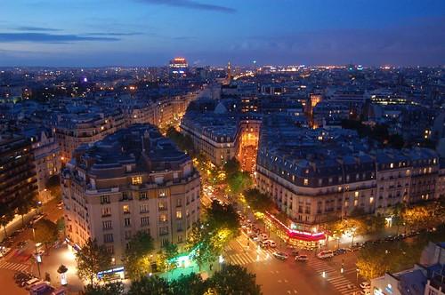 Panorama Paris: City of Light (and love♥)
