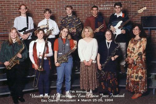 Jazz Band, 1994.