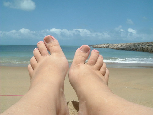 sea brazil feet me brasil clouds sand surf faith fortaleza day21 beiramar myfeet spinks stonepier 365days views1000 elscamera