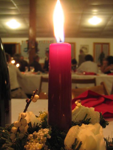 Header of candela