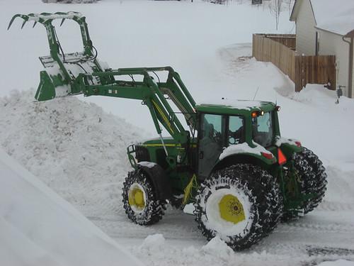John Deere Snow Plow : Cf c bfc g