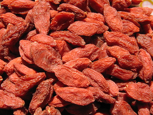 goji berries (wolfberry)