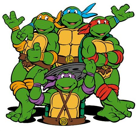 Teenage Mutant Ninja Turtles
