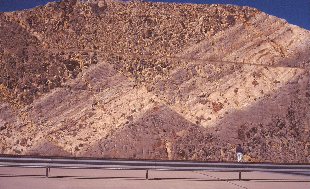 Normal and thrust faults