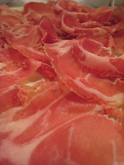 red meat, jamã³n serrano, prosciutto, produce, food, dish, flesh, cuisine, cooking,