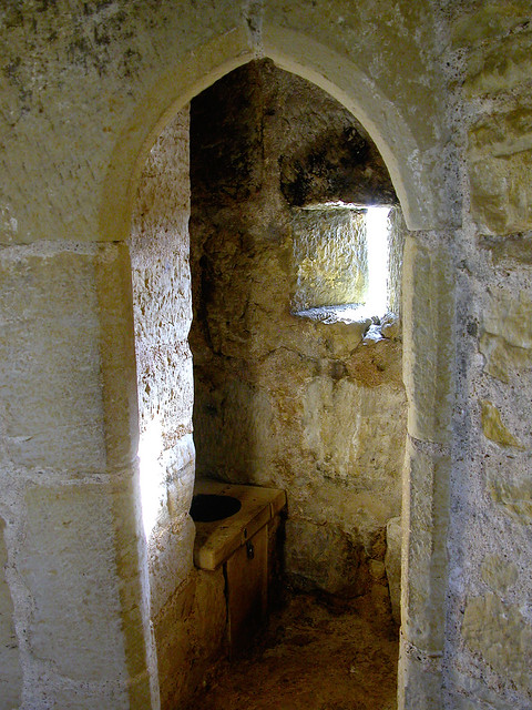 Medieval Plumbing Or The Glory Of The Garderobe A