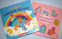 Care Bears + My Little Pony Books