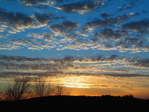 sunset sun wintersunset february232007 anatomyofasunset sunsetinbartowcounty