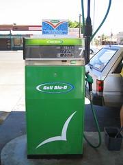 位於西澳卡爾古利的生物柴油幫浦(Photo by Darren Anderson)