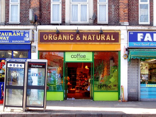 Organic Foods Guide