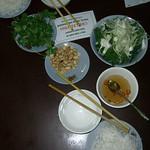 Hanoi Fish with Tumeric and Dill - Hanoi, Vietnam