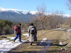 0601 rascafría camino