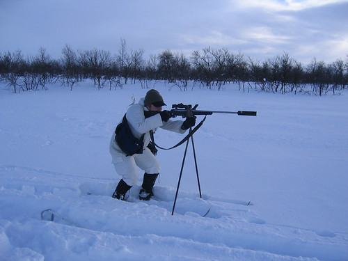 Arctic sniper