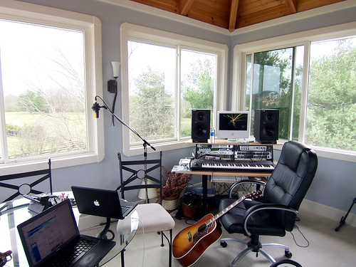 Building Home Recordings Simple Home Recording Studio Launch