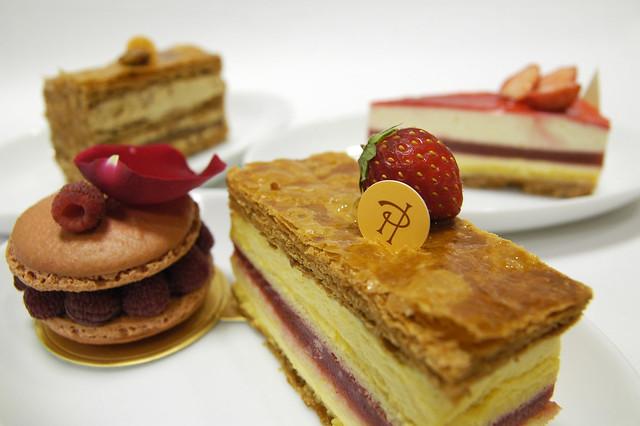 Парижские пирожные