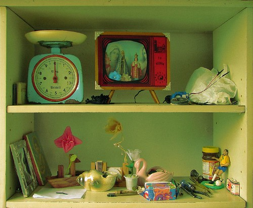 Kitsch style at uncle's house by Marcelo Souza
