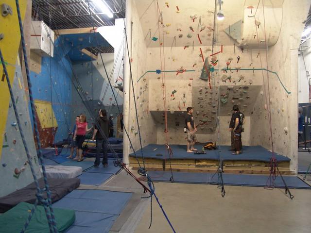 Vertical adventures high jump