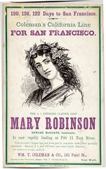 MARY ROBINSON for San Francisco