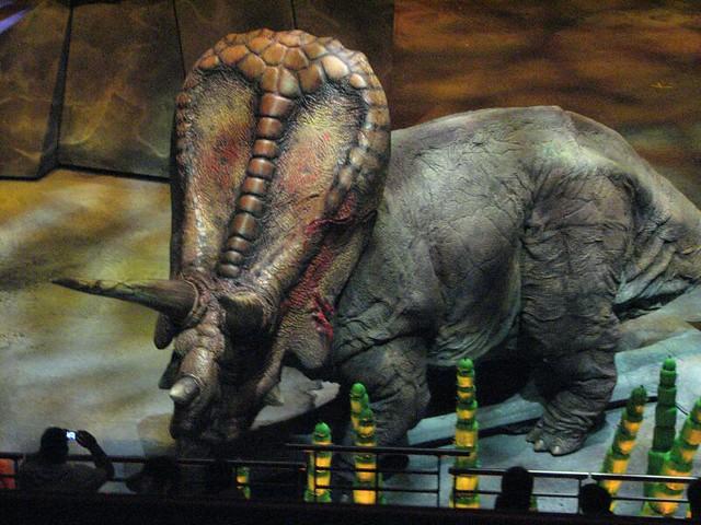 Walking with Dinosaurs Torosaurus