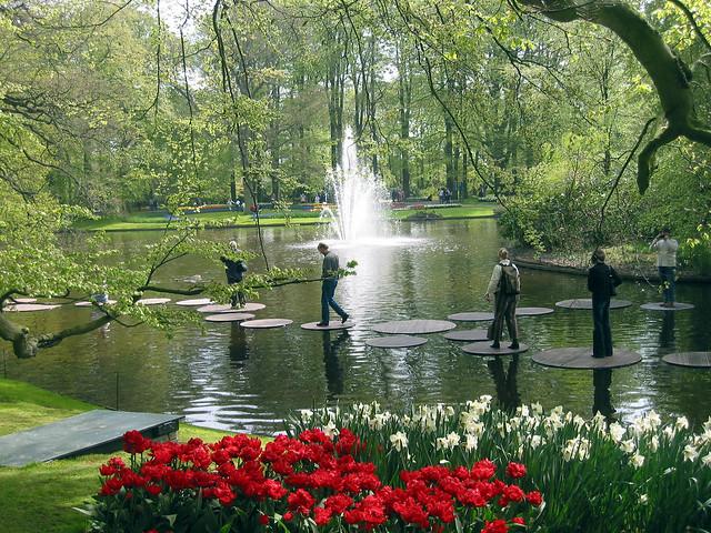 Amsterdam Tulip Gardens Flickr Photo Sharing