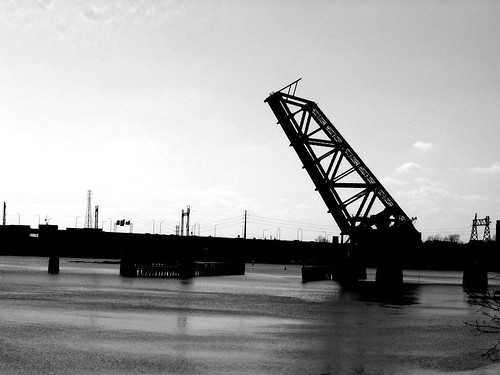 Crook Point Railroad Drawbridge by Mr. Ducke