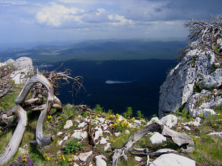 Uros Petrovic - On the top of Durmitor Mountain, Montenegro