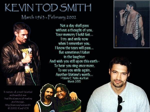 Kevin Tod Smith