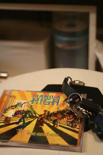 CD and Keys