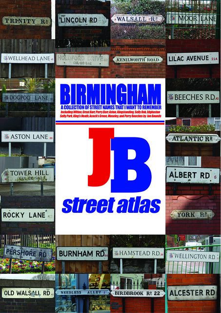 JB Birmingham Street Atlas
