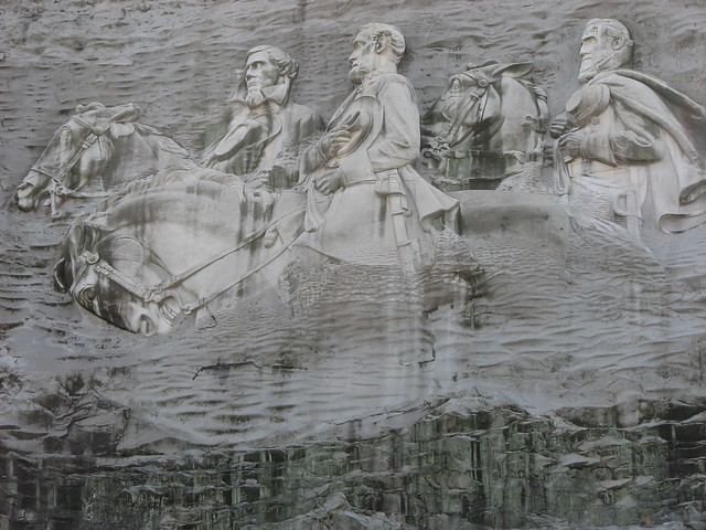 Stone mountain carving flickr photo sharing