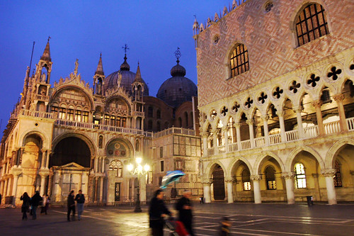 Venice, Italy :: Evening Stroll
