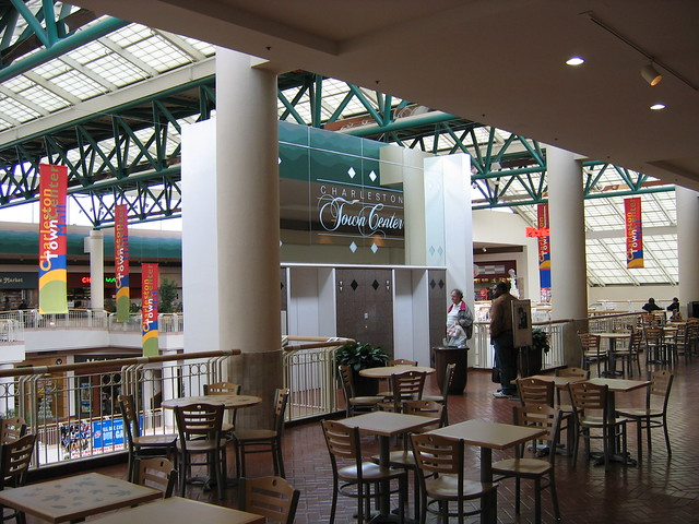Food Court Charleston Town Center